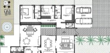 Projetos residenciais - COMURB
