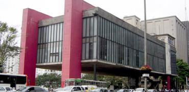 MASP - Museu de Arte de São Paulo - Arquiteta Lina Bo Bardi, projeto de 1961